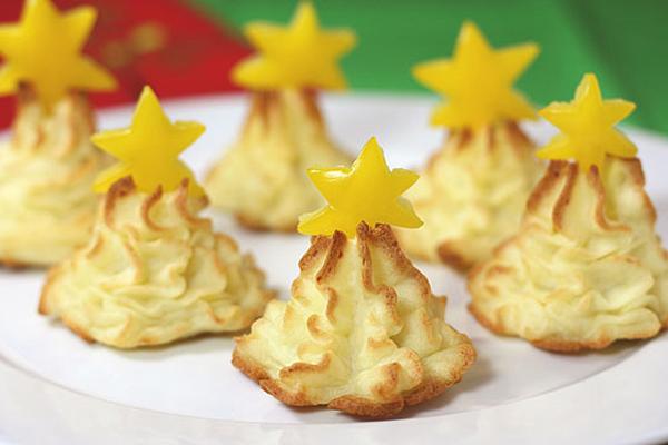 Faciles navidad comidas para