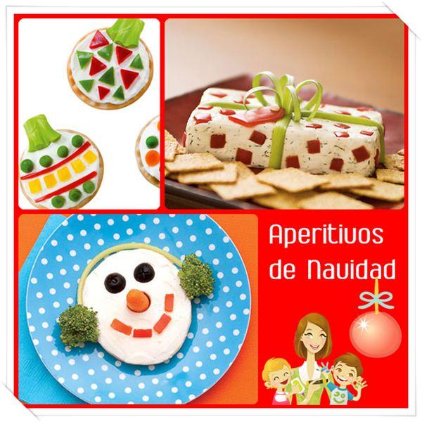 Aperitivos de navidad qu originales pequeocio - Tapas rapidas y baratas ...
