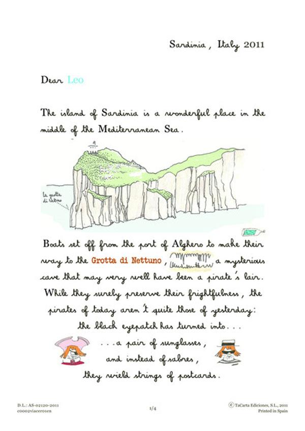 Cartas para niños