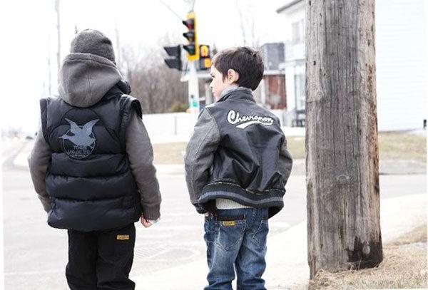 Chevignon kids ropa niños