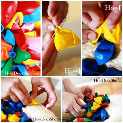 Como decorar una fiesta infantil con globos paso a paso for Decoracion de globos para fiestas infantiles paso a paso