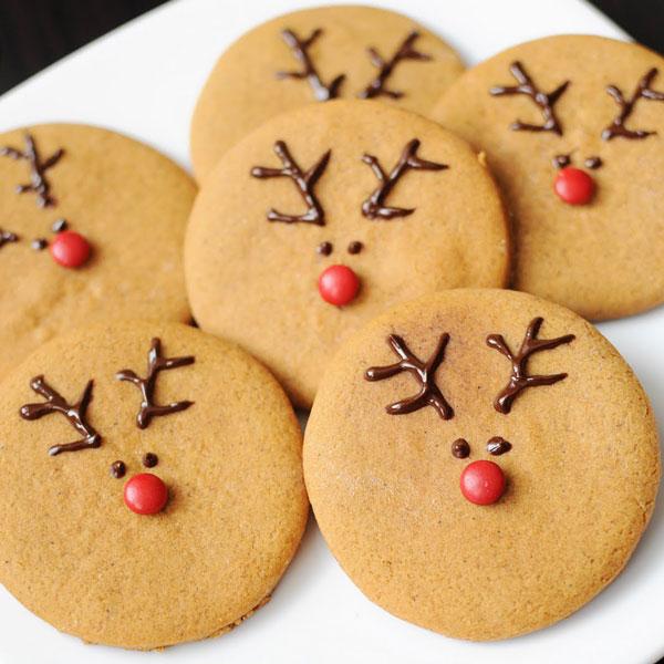 4 recetas de galletas de Navidad ¡muy divertidas! 1