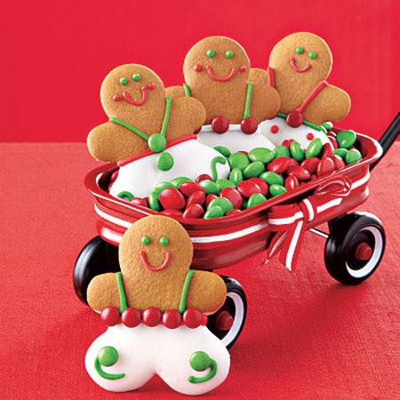 galletas hombrecitos de jengibre