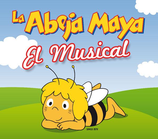 La abeja Maya, musical infantil