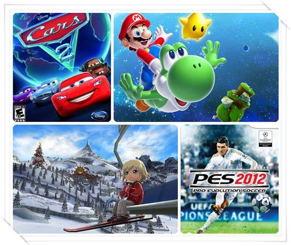Los Mejores Juegos De Wii 2018