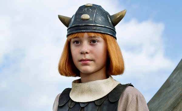 Vicky el Vikingo y el martillo de Thor 1