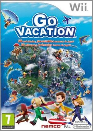 Go vacation juego wii para niños