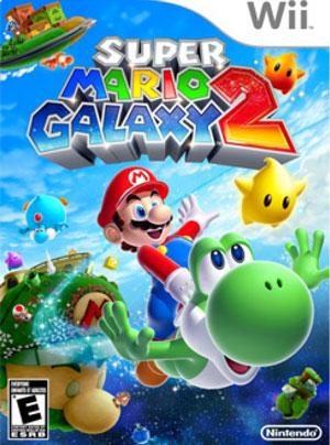 Super Mario Galaxy 2 juego wii ninos