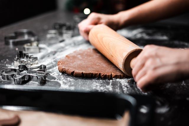 Como hacer galletas de jengibre