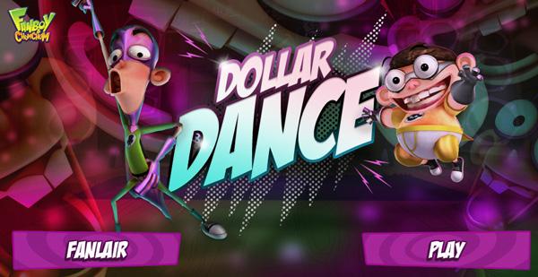 Fanboy y chum chum juego dolar