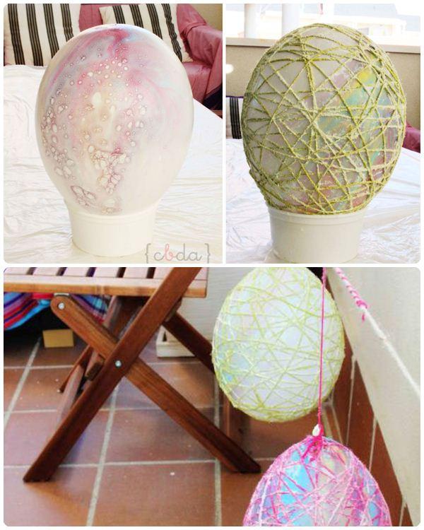 Globos decorativos para la habitaci n infantil pequeocio - Cosas para decorar la habitacion ...