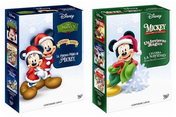 mickey packs dvd