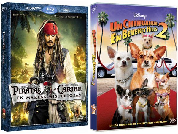Películas disney dvd