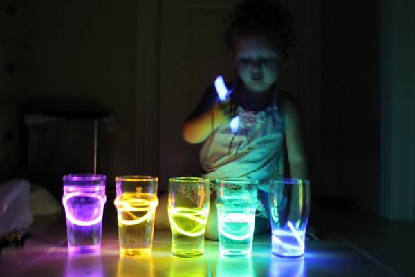 Xilofono colores nocturno