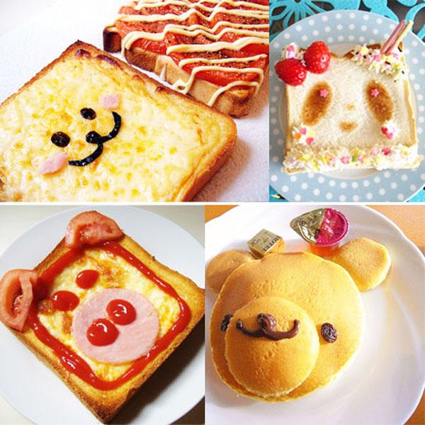 Cocina para niños desayunos