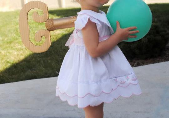Disfraces para bebés muñeca