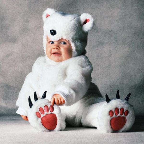 Disfraces bebés Tom Arma