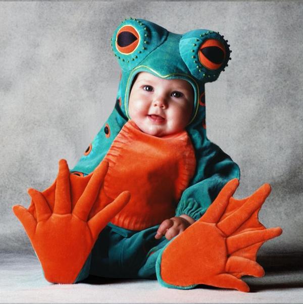 Disfraces para bebés de Tom Arma