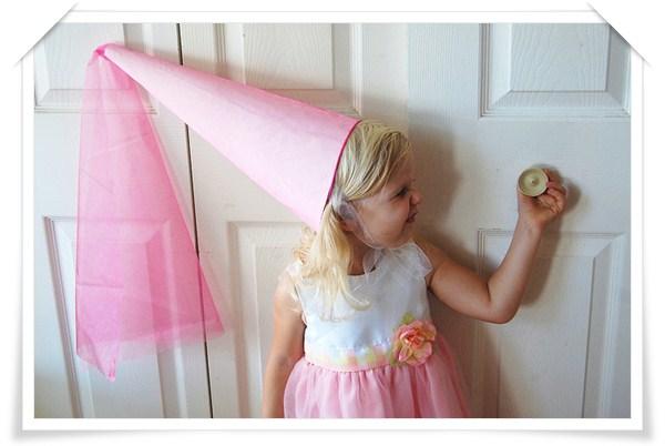 5 disfraces caseros para niñas 3