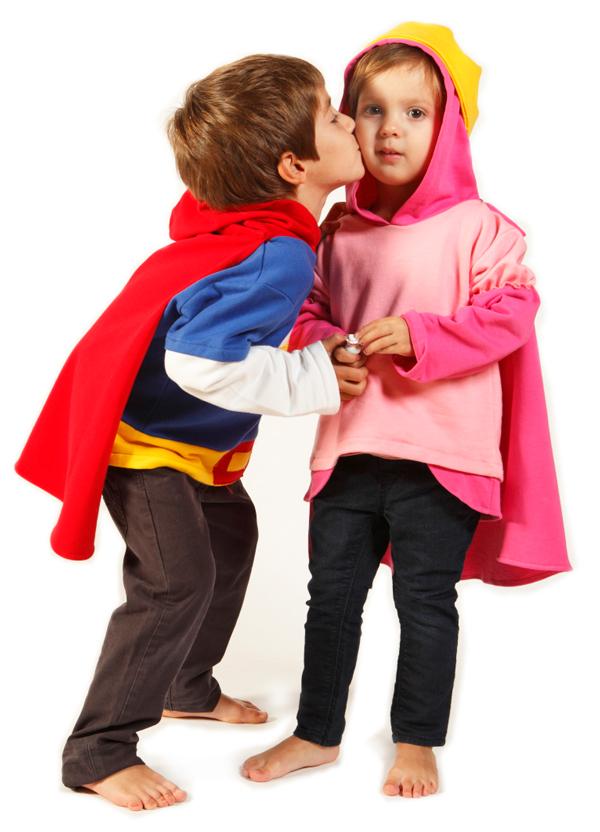 Kekis disfraces para niños