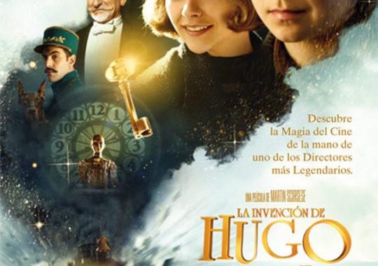 Cine infantil: La invención de Hugo 3