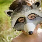 Máscaras de carnaval animales