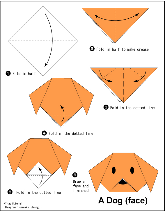 origami para ni os pequeocio