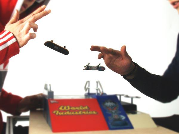 Tech Deck o Skate finger