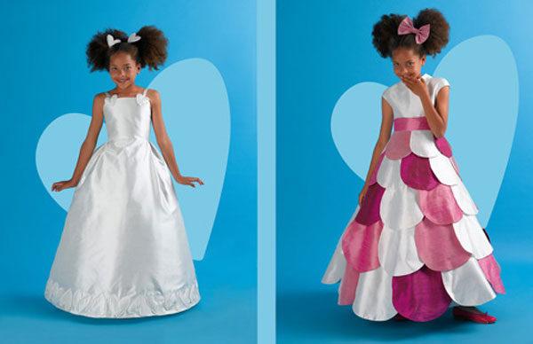 Vestidos de Comunión 2012 Agatha Ruiz de la Prada