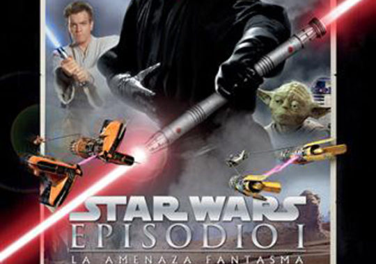 Star Wars La amenaza fantasma 4