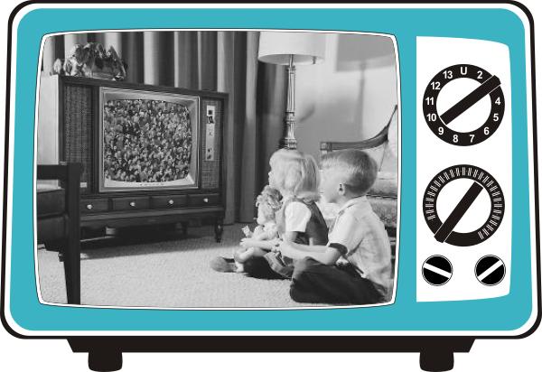 los niños y la televisión