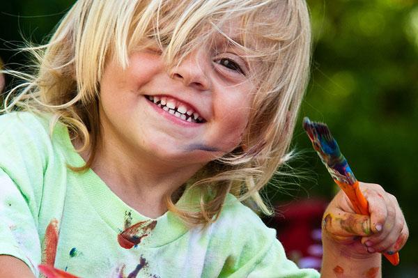 Creatividad en niños