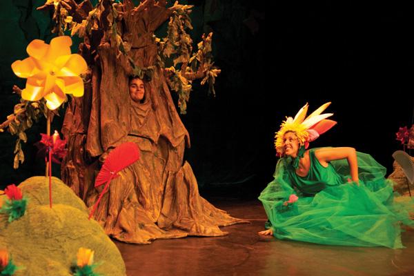 Teatro infantil en Madrid