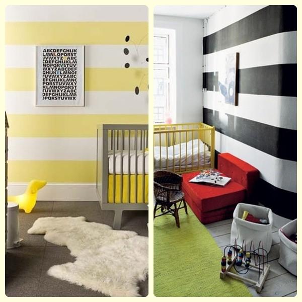 Ideas de decoración infantil: empapelados