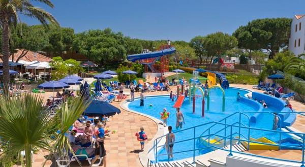 hoteles para niños en Portugal