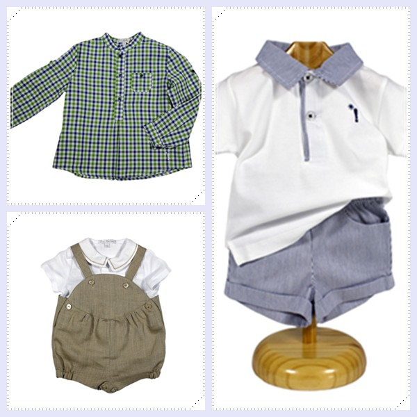 Ropa infantil exclusiva en Little One