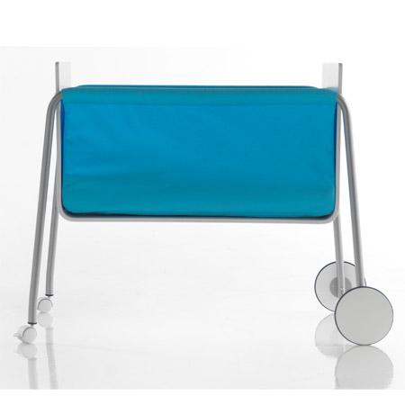minicuna azul