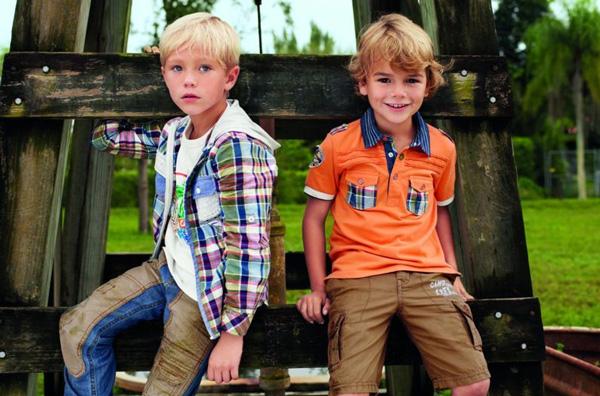 Moda para niños: Chicco 2012