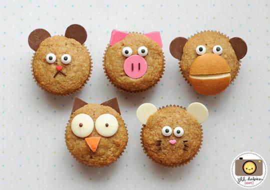 Muffins muy divertidos 6