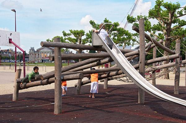 Qué hacer con niños en Amsterdam