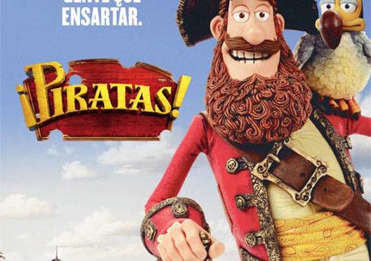 ¡Piratas! 9