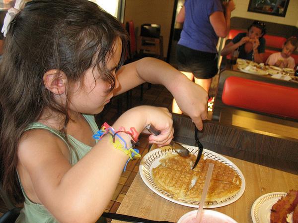 Actividades con niños: restaurantes en Madrid