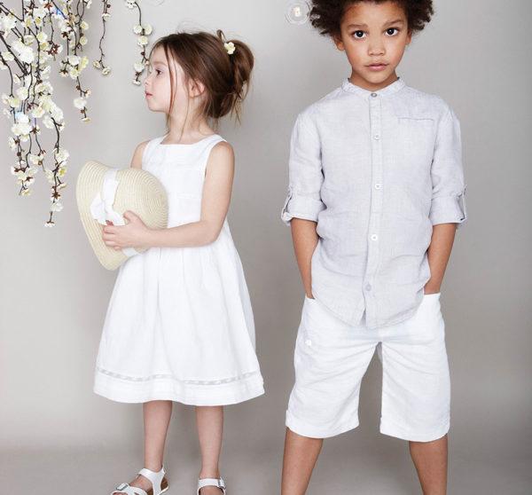 260cc71f5 Du Pareil au même  ropa infantil para ceremonias
