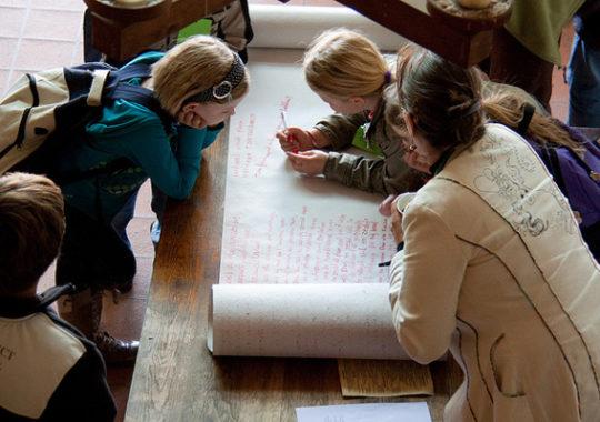 Talleres para niños en la Biblioteca Nacional 7