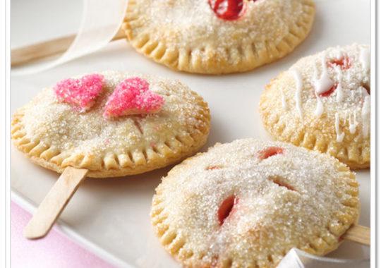 Ideas para fiestas infantiles: tartas en piruletas