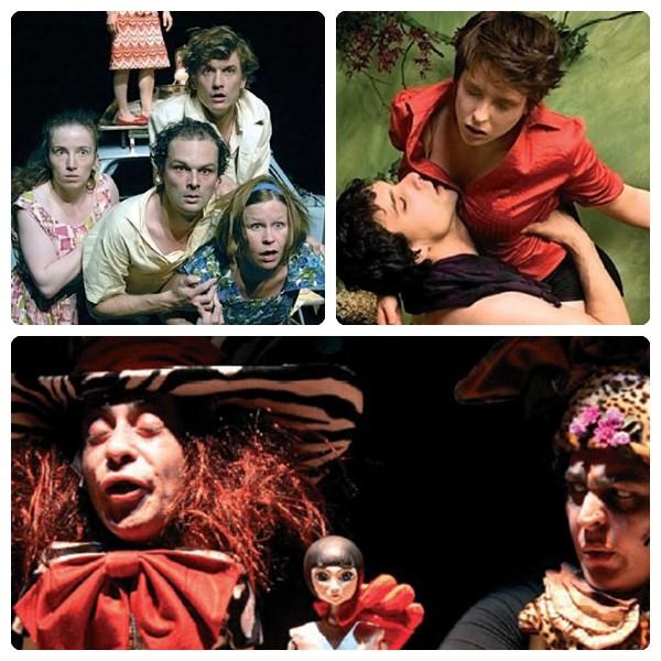 Teatralia, espectáculos infantiles de 2 a 14 años