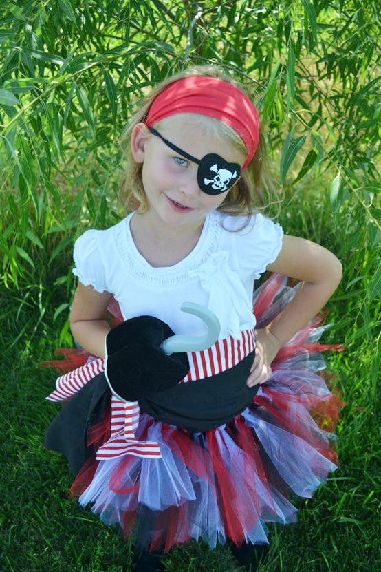 Fiesta pirata niñas