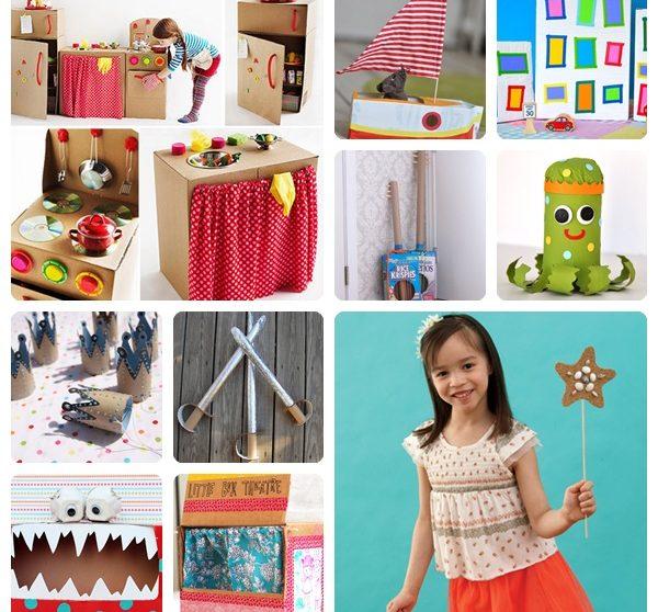 10 Manualidades Infantiles Con Carton Faciles Y Divertidas