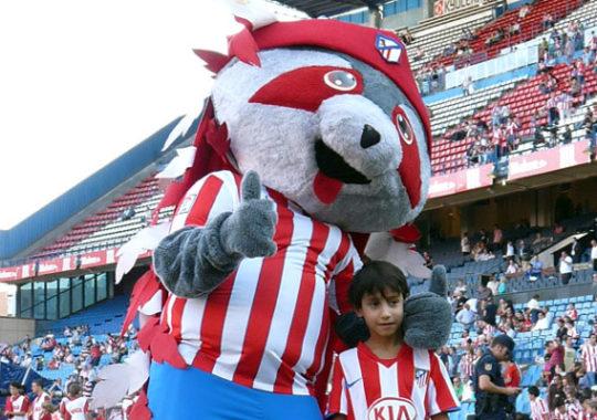 IndiPark, centro de ocio infantil del Atlético de Madrid 3