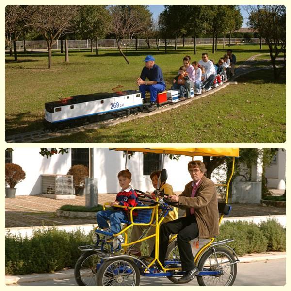 Viajar con niños a Sevilla